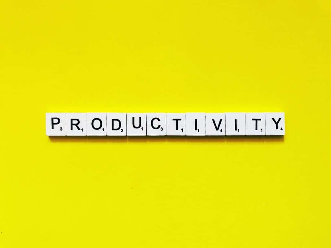 5 outils pour améliorer votre productivité